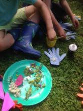 woodchips activity picture
